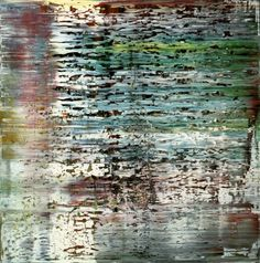 Gerhard Richter » Art » Paintings » Abstracts » Abstract Painting » 728