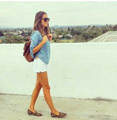 Louise Roe outfit