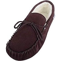 Best Slippers, Sheepskin Slippers, Moccasins, Shoe Bag, Luxury, Brown, Warm, Products, Penny Loafers