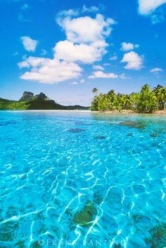 Bora Bora ~ © Frans Lanting /