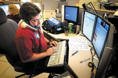Saline County, KS - 911 Communications job demanding but rewarding - Read more - http://www.salina.com/news/story/khp-dispatchers-91412#