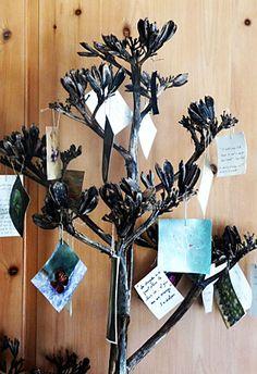 the talking tree by Atelier de Chantal