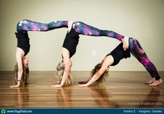 Do You Want To Try 3 Person Yoga Poses? Here Are Cool & Safe Yoga Poses For 3 People. Know The Formula of Three Person Yoga Poses For Beginner & Experts. 3 People Yoga Poses, Three Person Yoga Poses, Group Yoga Poses, Hard Yoga Poses, Partner Yoga Poses, Yoga Poses For Two, Cool Yoga Poses, Yoga For Two People, Yoga Beginners