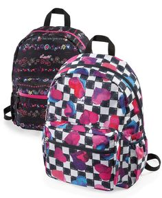 Gotta have a backpack for school.  Levis Multiplex Backpacks - Kids Girls - Macy's $24.99