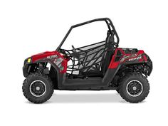 New 2016 Polaris RZR 570 EPS Trail Sunset Red ATVs For Sale in North Carolina.