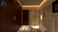 Ideas in Basement to Make Your Home Interior Look Awe-Inspiring Bathroom Interior Design, Bathroom Designs, Modern Bathroom, Basement, Mirror, Inspiration, Furniture, Ideas, Home Decor