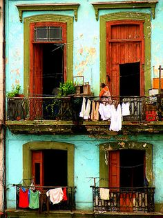 Havana, Cuba, via Flickr.