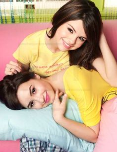 Selena Gomez e Demi Lovato