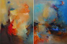 """24/7 "" - Paula Barbella - Oleo sobre tela - 80 x 120 cm - www.esencialismo.com"