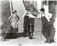 """932-935 Vendome St, Silver Lake, The """"Music Box Steps"""" where Laurel and Hardy filmed their 1932 short."""