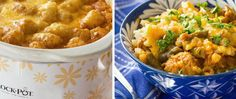 You already love the classic tater tot casserole. And now it gets even easier, with our slow cooker version!