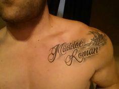 My boys! My heritage! #tattoo #tattoos