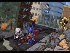 Transformers Funnyy.wmv - YouTube