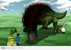 Monster hunter vs Pokemon