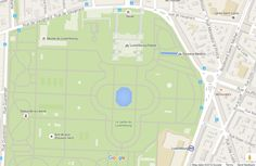 Strolling in the Serene Luxembourg Garden Map Paris, Palace, Paris Garden, Luxembourg Gardens, Garden Images, Amazing Gardens, Serenity, Palaces, Castles