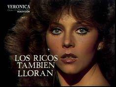 Entrada de la telenovela Los Ricos También Lloran | Protagonizada por Verónica Castro junto con Rogelio Guerra. Tansmitida en 1979. #VeronicaCastro #LosRicosTambienLloran #Vrocastroficial