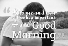 Download Good morning and kiss - Good morning wallpapers for your mobile cell phone
