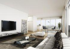 Attraktive Penthousewohnung mit 4 Zimmern in Allschwil zu vermietne.