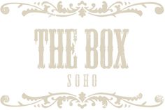 The Box Sohol, Theatre of Varieties