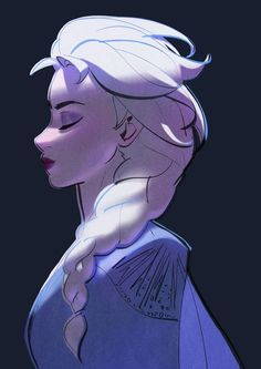 art by Art by 개암 Disney Fan Art, Disney Love, Disney Frozen, Disney Pixar, Disney Characters, Elsa Frozen, Official Disney Princesses, Frozen Fan Art, Model Sketch