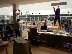 I Jornadas de juegos de mesa y cómics en la Biblioteca de El Molar [Foto: Cristina Carbonnero]
