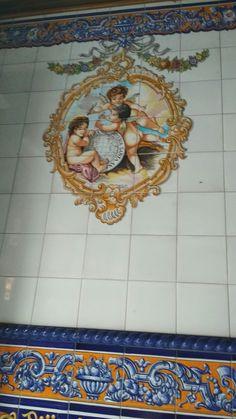 Entrada casa d Triana Sevilla Frame, Home Decor, Home Entrances, Picture Frame, Decoration Home, Room Decor, Frames, Home Interior Design, Home Decoration