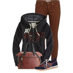 Running Errands, created by kswirsding on Polyvore