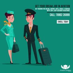 Get Your Dream Job In Aviation. Get Training for Airline, Airport, Hotel,Travel & Tourism With 100% JOB Placement Assistance  Call: 7090226999  #Airline #Hotel #Travel #Airport #cabincrew #FlightAttendant
