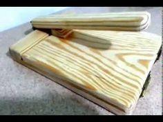 http://www.mensajerobautista.com/ https://www.facebook.com/pedro.aguero.3994 http://bricolajeengeneral.blogspot.com/ Es muy fácil hacer este instrumento para...