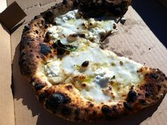 bianca pizza > sunday in the park: del popolo. | ginger and salt