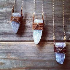 *** HUGE savings on wonderful jewelry at http://jewelrydealsnow.com/?a=jewelry_deals *** Rough gemstone jewelry