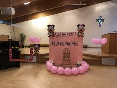 Minnie Mouse Party, Mouse Parties, Birthday Cake, Birthday Cakes, Cake Birthday