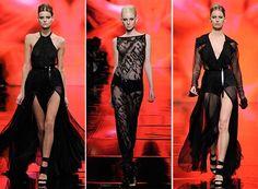 Donna Karan Fall/Winter Collection - New York Fashion Week New York Fashion, Fashion News, Fall Winter 2014, Autumn, Donna Karan, Trends, Formal Dresses, Clothes, Beauty
