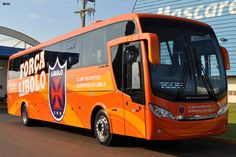 Ônibus futebol