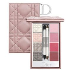 Kit Maquiagem Voyage Cannage Nude Pallete Pouch Dior