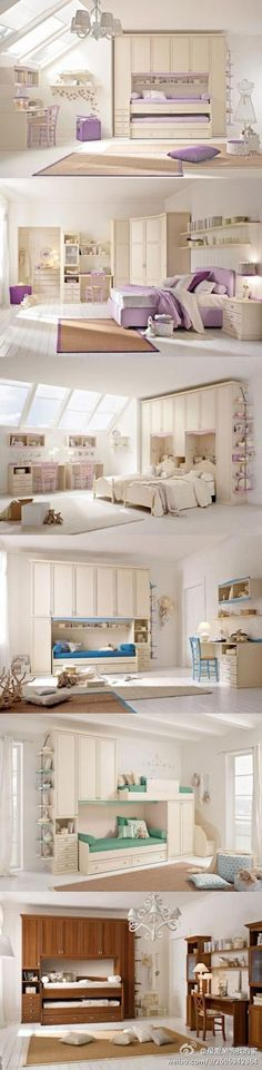 Space saver beds :)