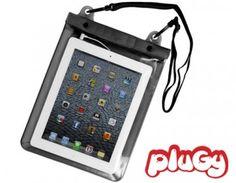 Waterproof Tablet Pocket (headphones) Find it on PlugyPromotion.com