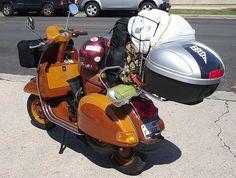 Adventure Scooter