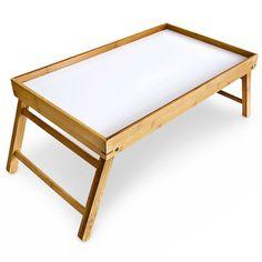 Δίσκος κρεβατιού Bamboo 50X31 cm
