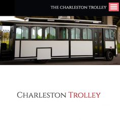 Client The Charleston Trolley is a great example of an #elegant #simple and #clearasday message for a website. Check it out thecharlestontrolley.com #linkinbio . #trolley  #charlestonsc  #website  #simplesimplesimple http://ift.tt/2iADSKZ
