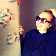 Num dia muito especial, Solange Rosenmann veste Heroína - Alexandre Linhares  http://heroina-alexandrelinhares.blogspot.com.br/2015/01/hoje-uma-pessoa-muito-especial-faz.html