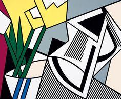 Abstract Still Life, 1974, Roy Lichtenstein