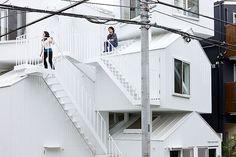 Tokyo Apartment - Sou Fujimoto . . .