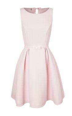 DESIGNER: Katie Ermilio  Katie Ermilio Neoprene Tea Dress