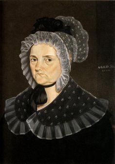 George Caleb Bingham, Jane Breathitt Sappington, 1834