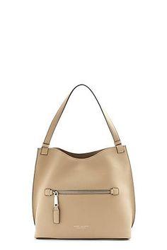 Waverly Leather Small Hobo Bag