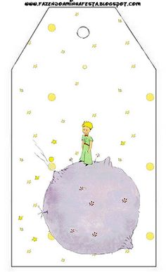 The Little Prince: Invitations and Free Printables. Little Prince Party, The Little Prince, Party Kit, Baby Party, Prince Birthday, Couple Wallpaper, Happy B Day, Childrens Party, Baby Boy Shower