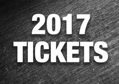 2017 Tickets