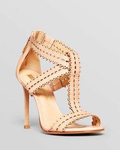 SCHUTZ Open Toe Sandals - Goodness High Heel  Bloomingdale's