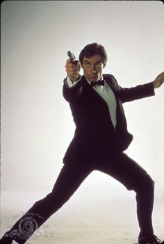 James Bond (Timothy Dalton)  The Living Daylights
